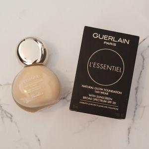 GUERLAIN Makeup - Guerlain l'essentiel foundation shade 00W